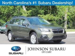 New 2019 Subaru Outback 2.5i SUV near Raleigh, NC