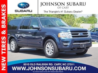 Used 2015 Ford Expedition EL Limited SUV in Cary, NC