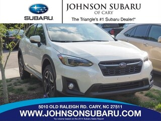 Certified Pre-Owned 2019 Subaru Crosstrek 2.0i Limited SUV near Raleigh & Durham, NC