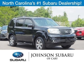 Used 2013 Honda Pilot Touring SUV in Cary, NC near Raleigh