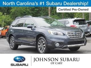Used 2017 Subaru Outback 2.5i SUV in Cary, NC
