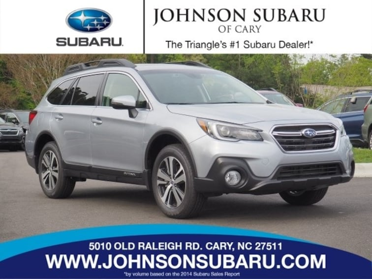 New 2019 Subaru Outback 3.6R Limited SUV Cary near Raleigh & Durham