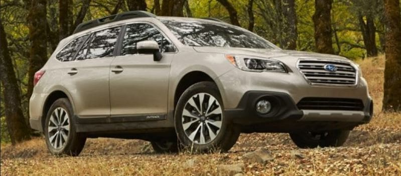 Schedule My Outback Test Drive