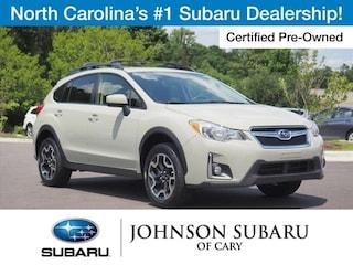 Certified Pre-Owned 2017 Subaru Crosstrek 2.0i Premium SUV near Raleigh & Durham, NC