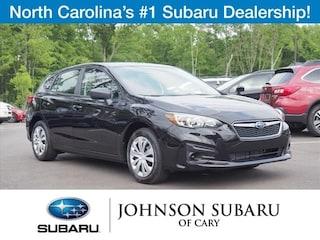 New 2019 Subaru Impreza 2.0i 5-door near Raleigh, NC