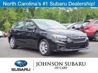 New 2019 Subaru Impreza 2.0i 5-door in Cary, NC