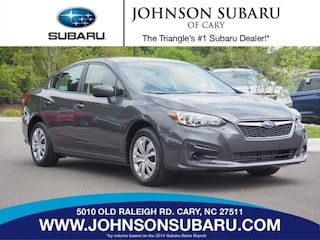New 2019 Subaru Impreza 2.0i Sedan in Cary, NC