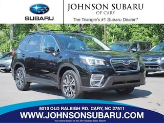 New 2019 Subaru Forester Limited SUV near Raleigh, NC