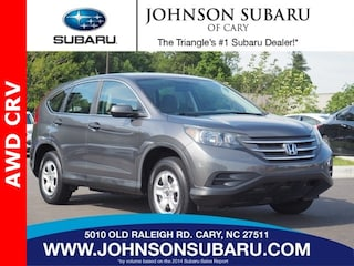 Used 2014 Honda CR-V LX SUV near Raleigh & Durham