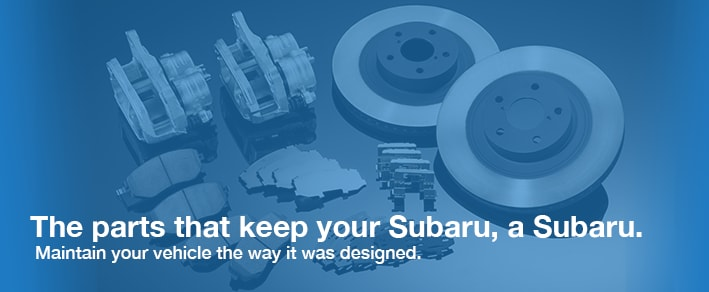Subaru Parts in Cary NC | Subaru Parts & Accessories | Johnson