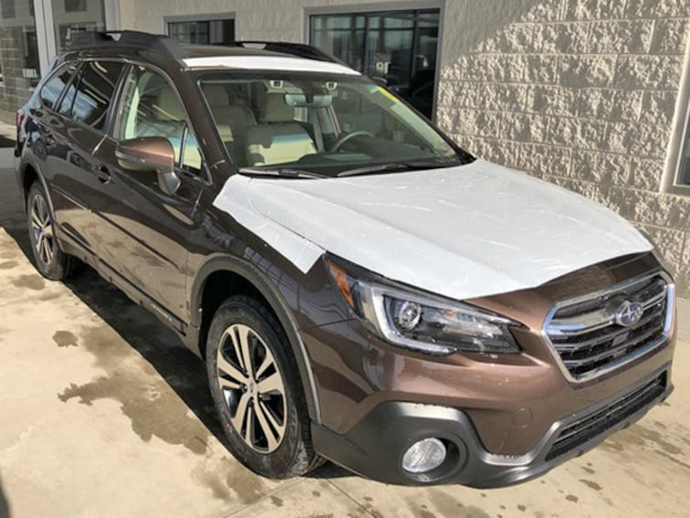 New 2019 Subaru Outback 2.5i Limited SUV 4S4BSANC4K3295242 for sale/lease in DuBois