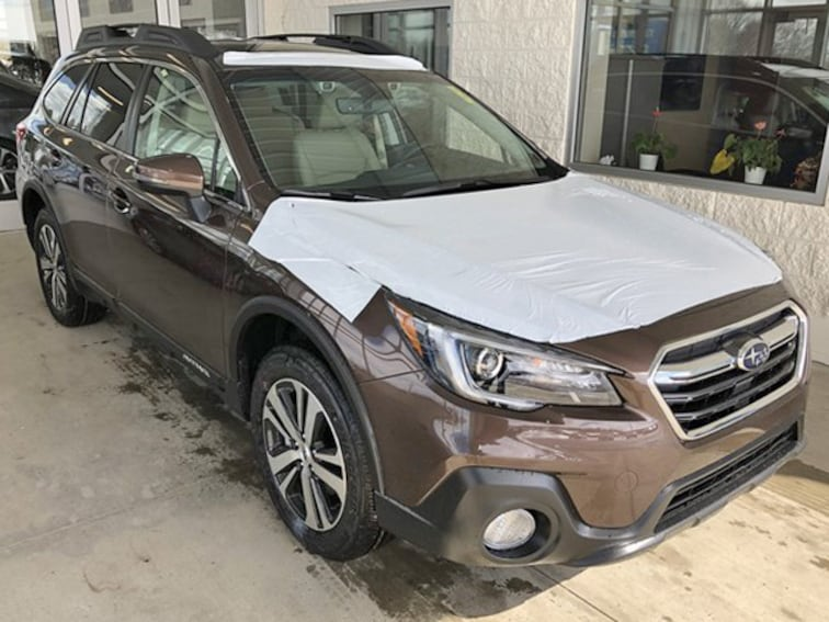 New 2019 Subaru Outback 2.5i Limited SUV 4S4BSANC3K3312421 for sale/lease in DuBois