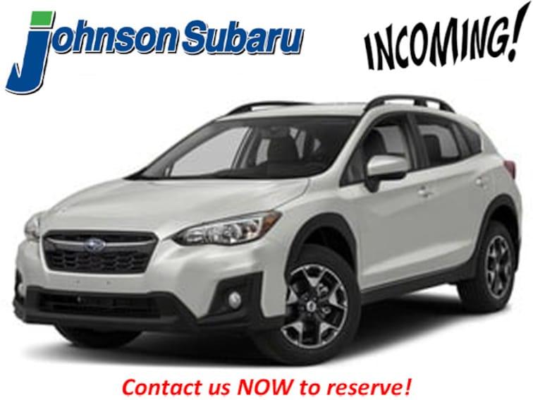 New 2019 Subaru Crosstrek 2.0i Premium SUV JF2GTADC3K8301206 for sale/lease in DuBois