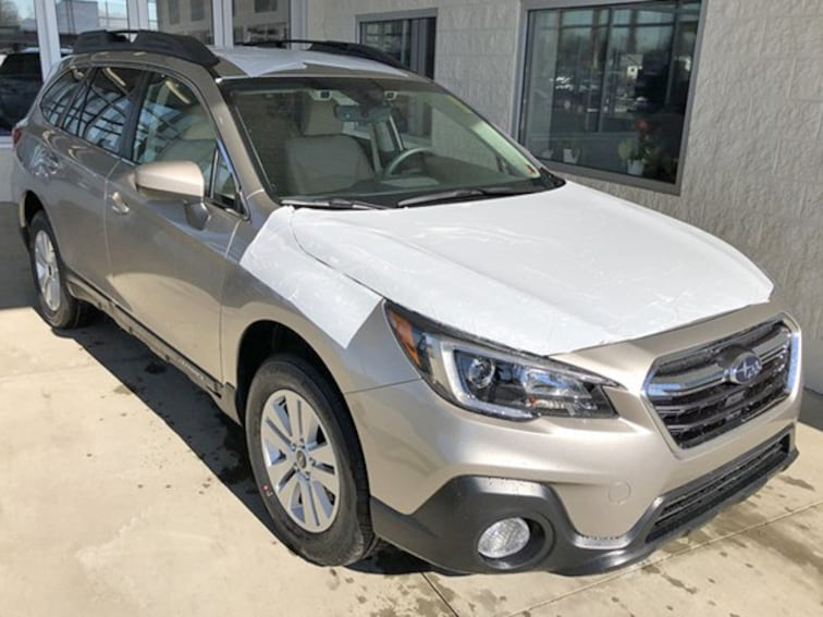 New 2019 Subaru Outback 2.5i Premium SUV 4S4BSAFC3K3294744 for sale/lease in DuBois