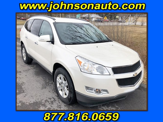 Used 2012 Chevrolet Traverse in DuBois PA | VIN: 1GNKVGED2CJ394511