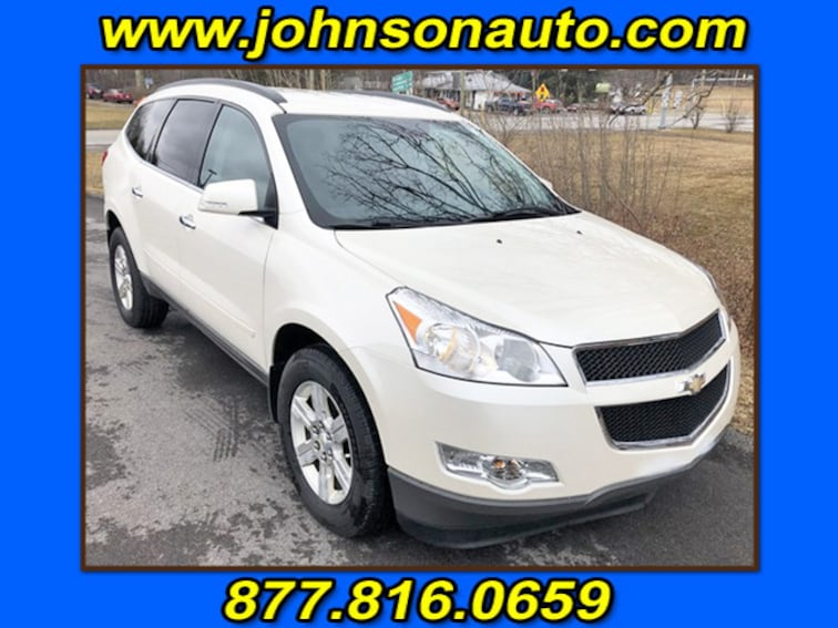 Used 2012 Chevrolet Traverse LT w/1LT Sport Utility 1GNKVGED2CJ394511 in DuBois