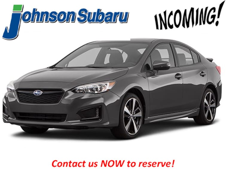 New 2019 Subaru Impreza 2.0i Sedan 4S3GKAA60K3617434 for sale/lease in DuBois
