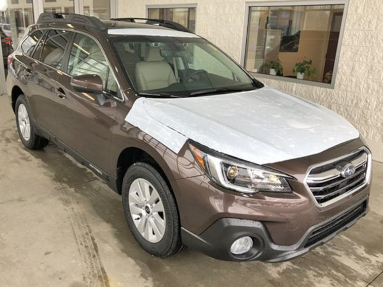 New 2019 Subaru Outback 2.5i Premium SUV 4S4BSAHC2K3264695 for sale/lease in DuBois