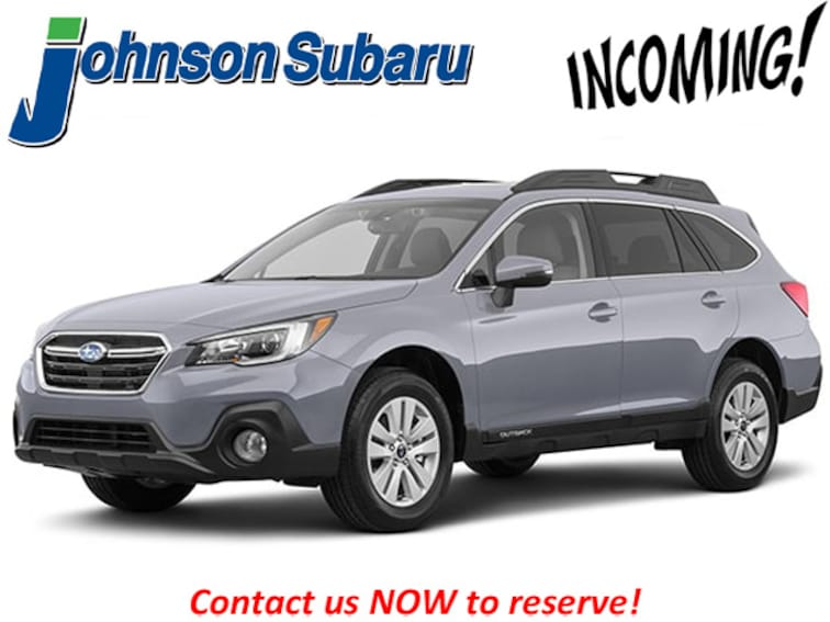 New 2019 Subaru Outback 2.5i Premium SUV 4S4BSAFC0K3327974 for sale/lease in DuBois