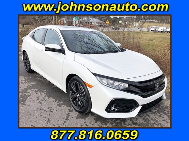 2017 Honda Civic Hatchback EX-L Navi Hatchback SHHFK7H77HU400888