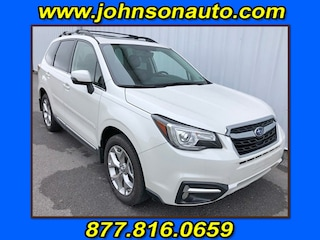 Certified Pre-Owned 2017 Subaru Forester Touring Sport Utility JF2SJATC9HH520505 for Sale in DuBois, PA