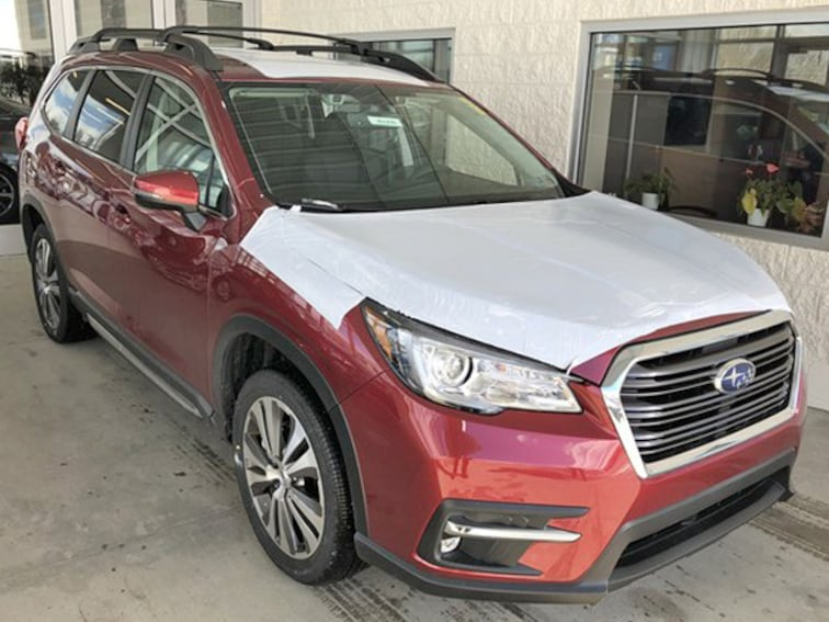 New 2019 Subaru Ascent Limited 8-Passenger SUV 4S4WMAJD7K3456094 for sale/lease in DuBois