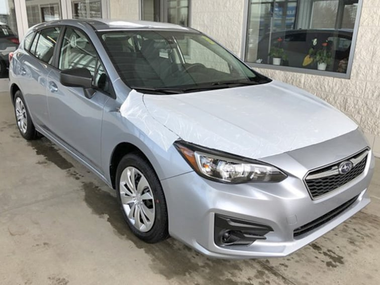 New 2019 Subaru Impreza 2.0i 5-door 4S3GTAA62K3730850 for sale/lease in DuBois
