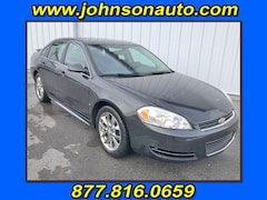 bargain  2008 Chevrolet Impala LT 50th Anniversary Car 2G1WV58N881356908 for sale in DuBois, PA