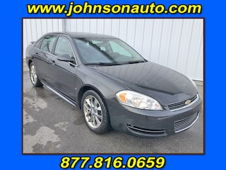 used 2008 Chevrolet Impala LT 50th Anniversary Car 2G1WV58N881356908 for sale in DuBois, PA
