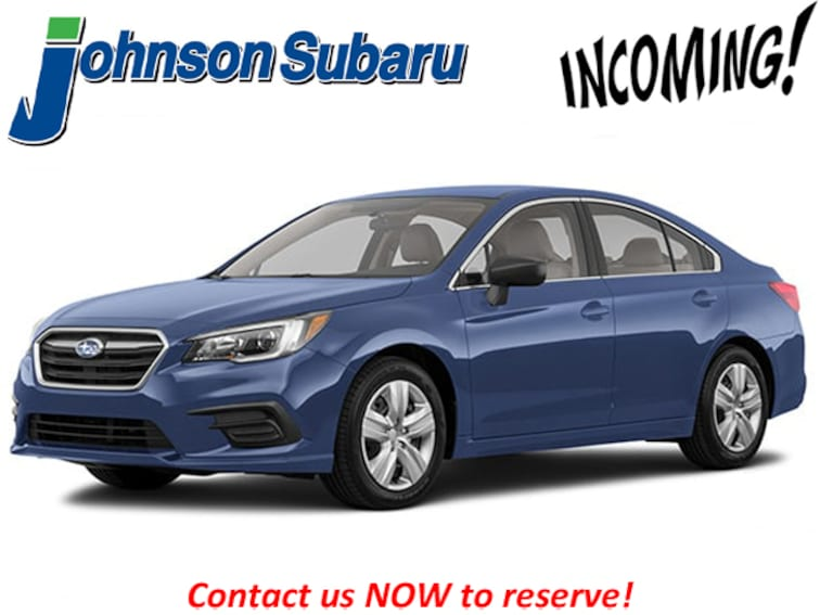 New 2019 Subaru Legacy 2.5i Sedan 4S3BNAB62K3034329 for sale/lease in DuBois
