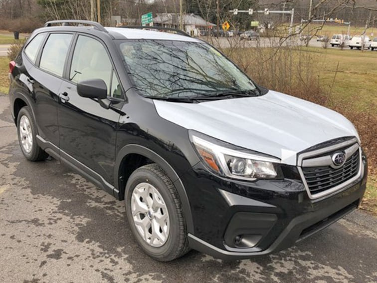 New 2019 Subaru Forester Standard SUV JF2SKACC0KH458514 for sale/lease in DuBois