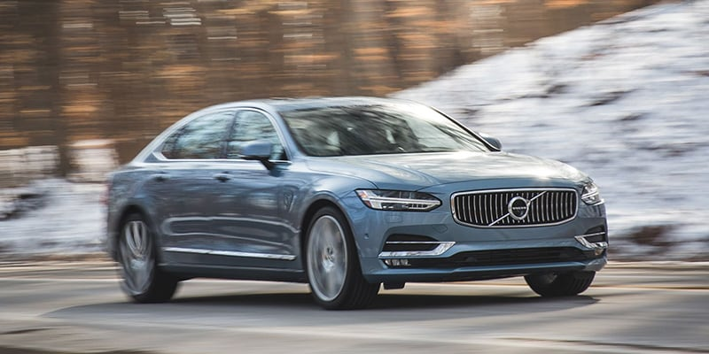 Used Volvo S90 For Sale in Durham, NC