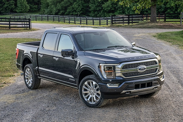 2021 F-150 Tougher than Before. Smarter than Ever.