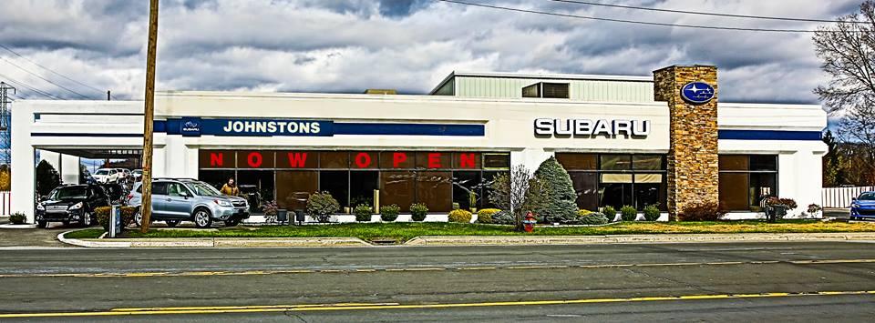 about johnstons subaru new subaru and used car dealer middletown. Black Bedroom Furniture Sets. Home Design Ideas