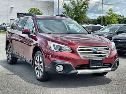 Featured Used 2016 Subaru Outback LIMITED 11601 for Sale in Middletown, NY