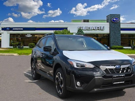 Featured New 2021 Subaru Crosstrek Limited SUV for Sale in Middletown, NY