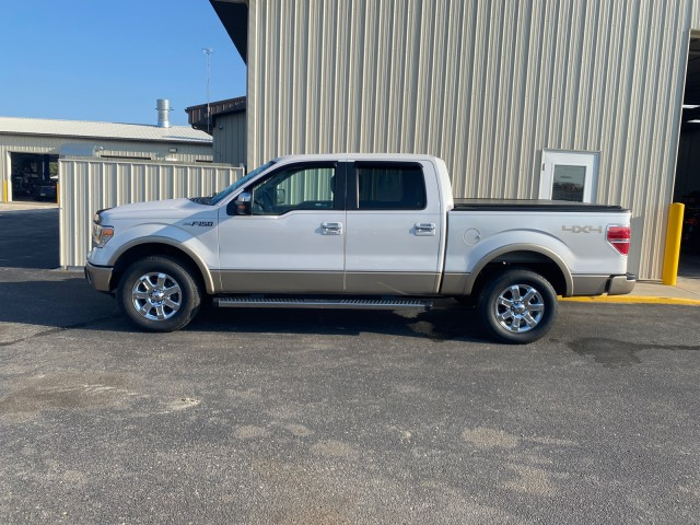 Used 2014 Ford F-150 Lariat with VIN 1FTFW1EF8EKD60012 for sale in Sauk Centre, Minnesota