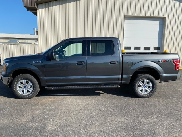 Used 2018 Ford F-150 XLT with VIN 1FTEW1EGXJFD05178 for sale in Sauk Centre, Minnesota