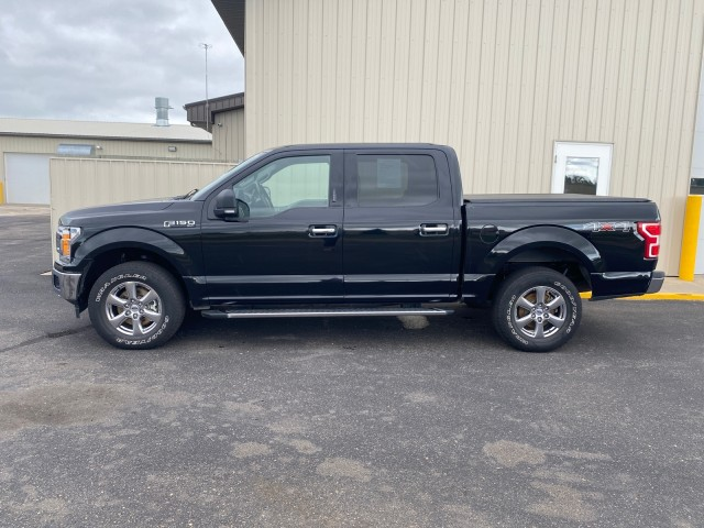 Used 2019 Ford F-150 XLT with VIN 1FTEW1E47KFA80855 for sale in Sauk Centre, Minnesota
