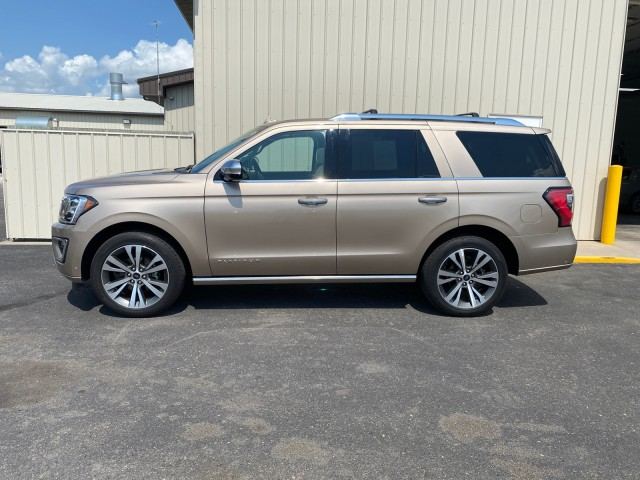 Used 2020 Ford Expedition Platinum with VIN 1FMJU1MT6LEA25653 for sale in Sauk Centre, Minnesota
