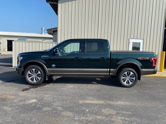 Used 2015 Ford F-150 XLT with VIN 1FTEW1EG4FFB97860 for sale in Sauk Centre, Minnesota