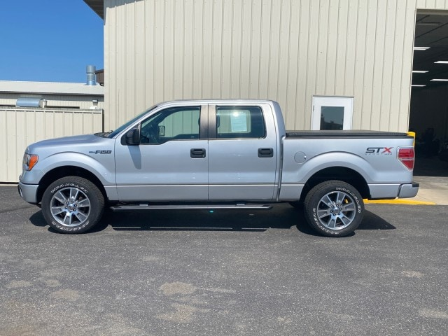 Used 2014 Ford F-150 Platinum with VIN 1FTFW1EF2EKE83756 for sale in Sauk Centre, Minnesota