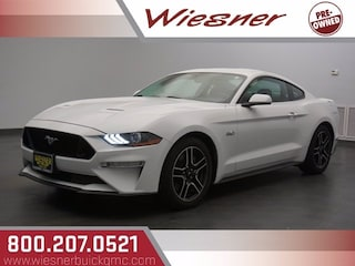 New 2018 Ford Mustang GT Coupe for Sale in Conroe, TX, at Wiesner Buick GMC