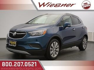 New 2019 Buick Encore Preferred SUV for Sale near Spring, TX, at Wiesner Buick GMC