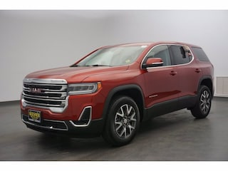 New 2021 GMC Acadia SLE SUV for Sale in Conroe, TX, at Wiesner Buick GMC