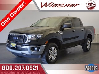 New 2019 Ford Ranger XLT Truck for Sale near The Woodlands, TX, at Wiesner Buick GMC