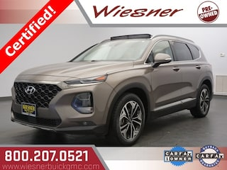 2020 Hyundai Santa Fe Limited 2.0T SUV for Sale near The Woodlands, TX, at Wiesner Buick GMC