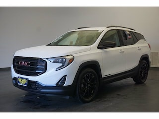 New 2021 GMC Terrain SLE SUV for Sale in Conroe, TX, at Wiesner Buick GMC