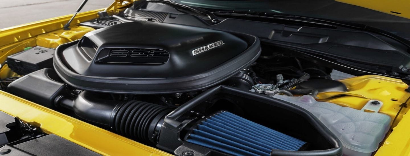 2018 Dodge Challenger Engine Specs in Ozark, MO