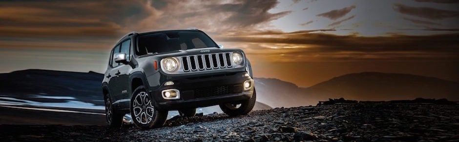 Delightful 2017 Jeep Renegade Review In Springfield, MO
